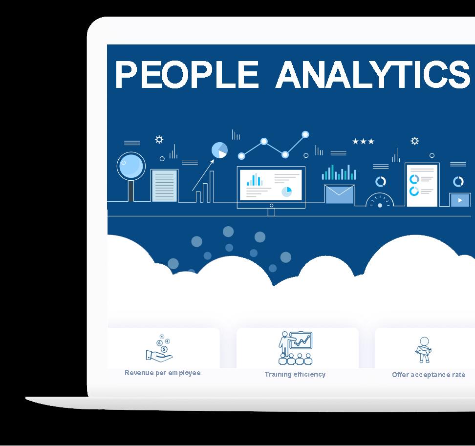 HR Data Drivers Laptop People Analytics