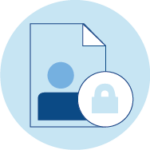 HR Data Drivers Pictogram Privacy